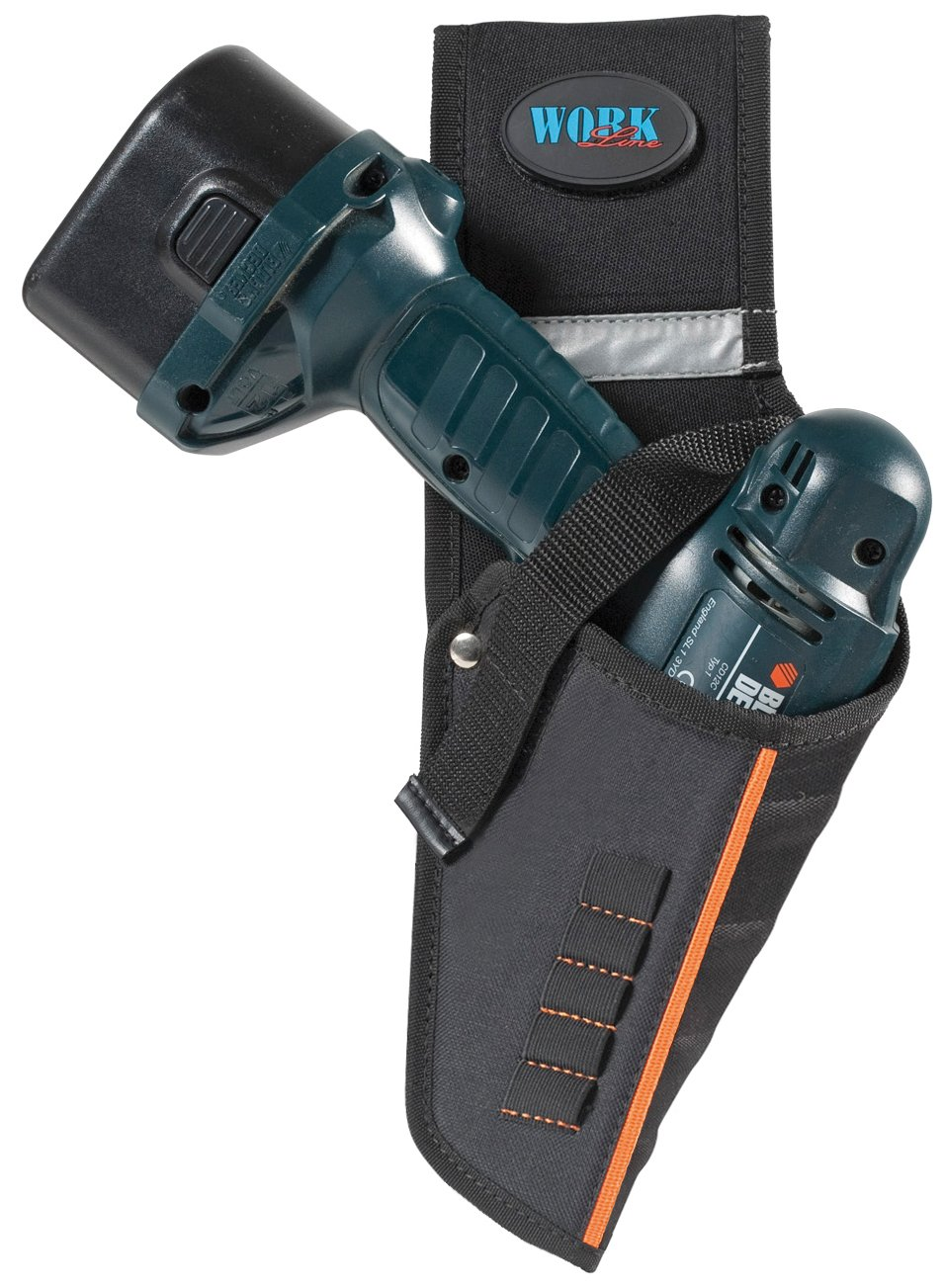 GT LINE TOPDRILLN Funda para taladros a baterí a Adaptable a Top Belt N (Interior 180 x 340 mm) TOP DRILL N