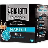 Bialetti Caffè d'Italia Napoli (Gusto Forte) - Box 16 Capsule