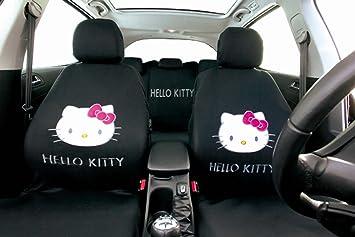 Amazon.es: Hello Kitty Juego completo para el coche de fundas trasera configurable (partido o completo)