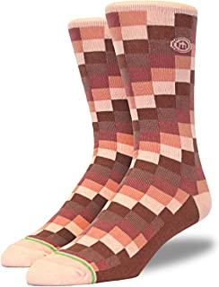 product image for Mitscoots Men's Pixel Crew Dress Socks