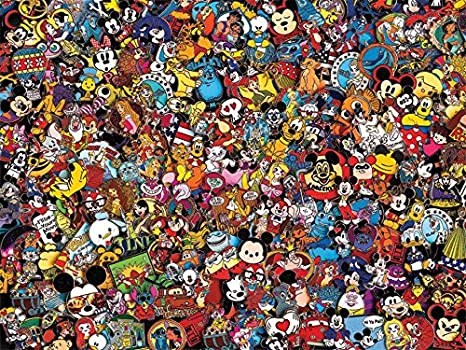Collector Pins 750 Piece Puzzle Ceaco
