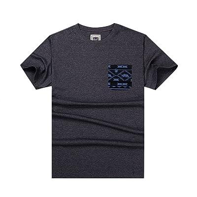 Beautiful Giant Performance Cotton Stretch Crew Neck T-Shirt