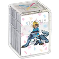 April Rush Mini NFC Cards for Switch/Wii U The Legend of Zelda Breath of The Wild - 22 PCS Set Includes 4 Champions Summon Epona Wolf Link Etc.