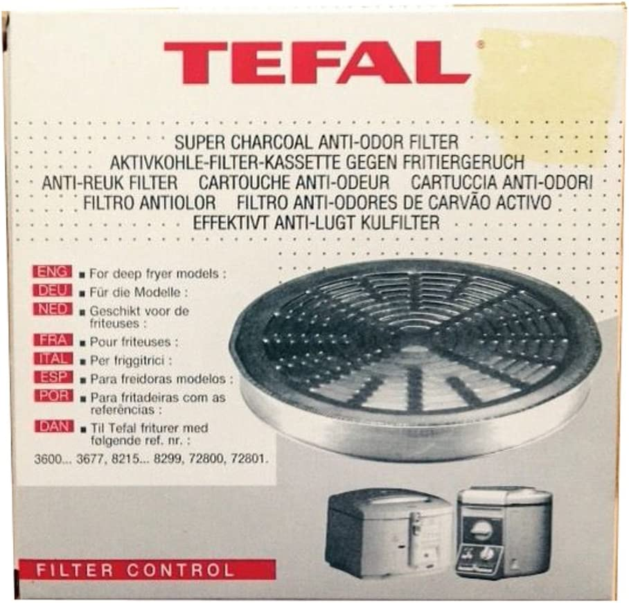 TEFAL Anti Geruch-Filter Aktivkohle-Filter