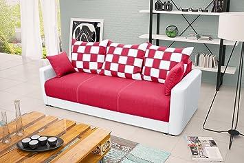 Xara Küchen sofa xara rosa amazon de küche haushalt