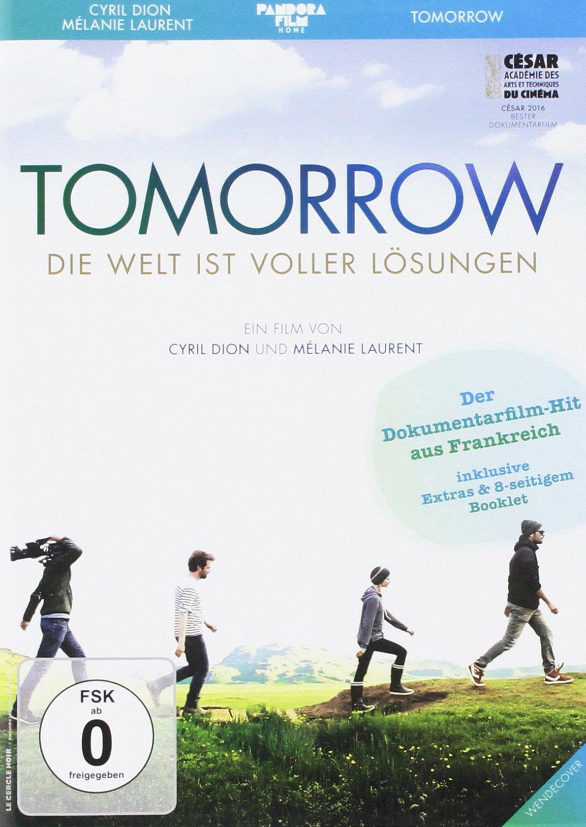Tomorrow - Die Welt ist voller Lösungen product image