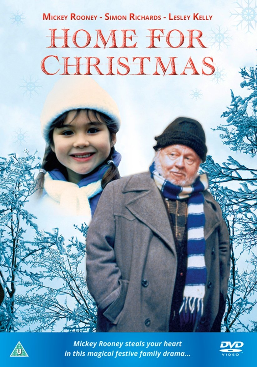 Home For Christmas [DVD]: Amazon.co.uk: Mickey Rooney, Simon ...