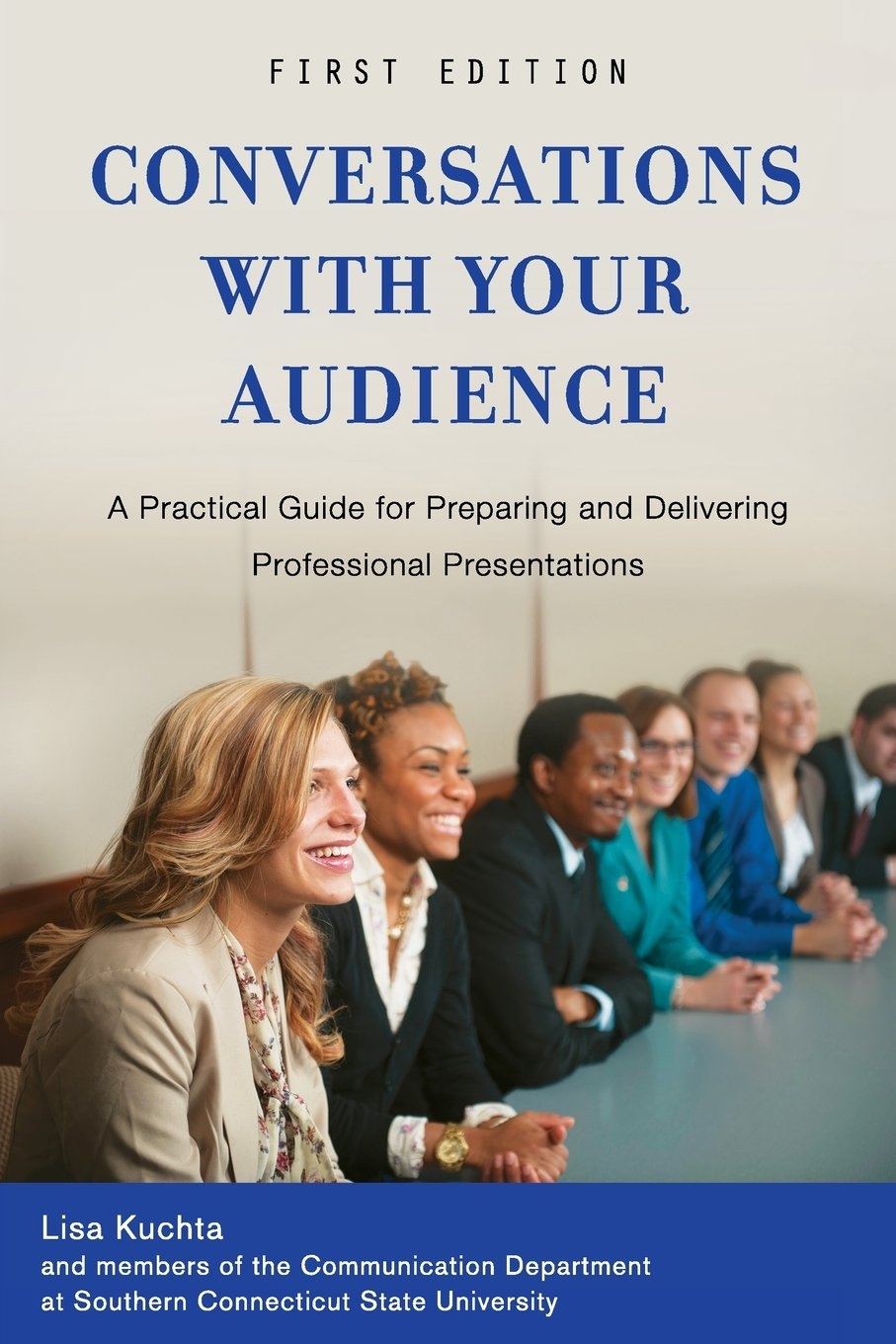 Conversations with Your Audience: A Practical Guide for Preparing and Delivering Professional Presentations pdf