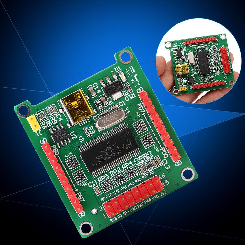 CY7C68013A USB 2.0 Control Board Logic Analyzer Module for ADF4350//4351//5355 AD9958//59 Electrical Test Tools CY7C68013A Logic Analyzer