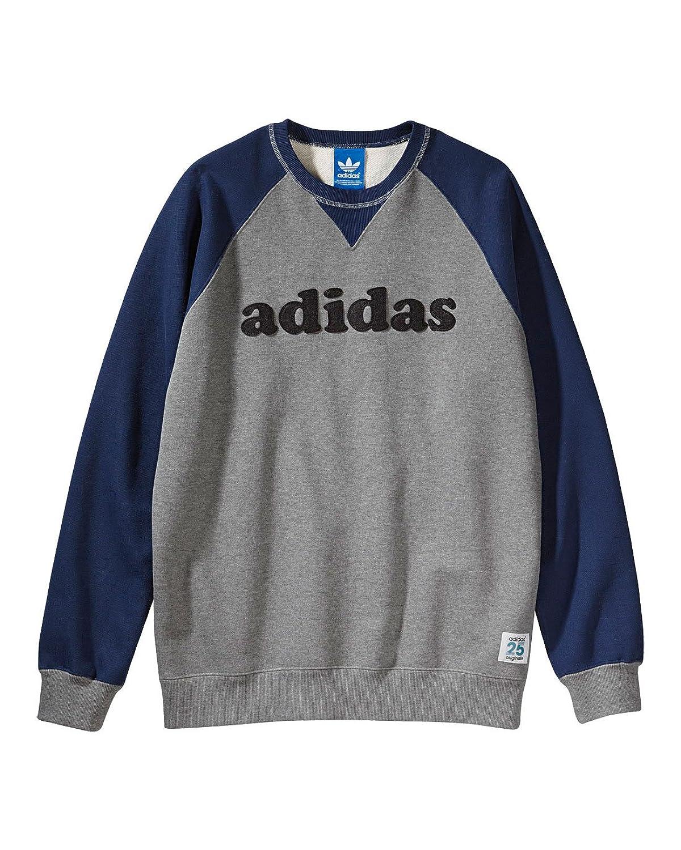bde3ea336e469 Adidas Originals X Nigo Men's Raglan Crew Neck Sweatshirt