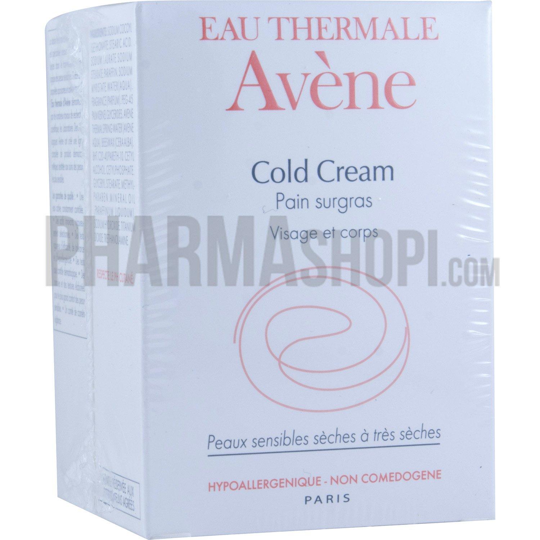 AVENE - Avène Cold Cream Pain Surgras Lot de 2 x 100 g 1236