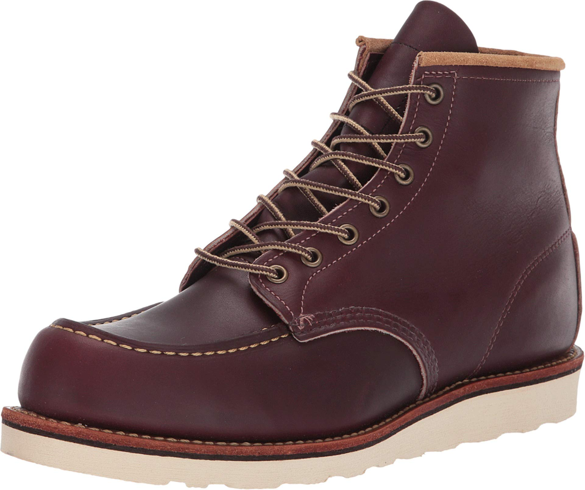 """Red Wing Heritage 6"""" Moc Toe Oxblood Mesa 9.5"""