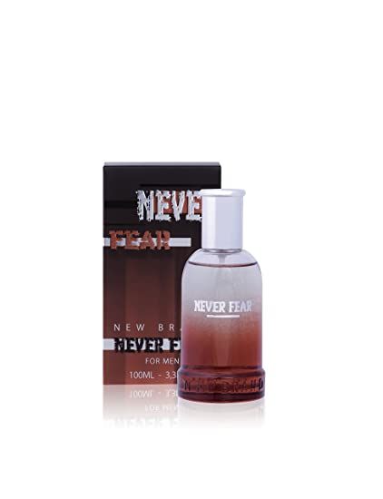 Nueva marca Perfumes de no fear para hombre 100 ml Eau De Toilette Spray – 100 ml