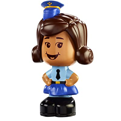 """Disney Pixar Toy Story Talking Officer Giggle McDimples, 5.2"""": Toys & Games"""