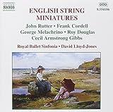 English String Miniatures 1 / Various