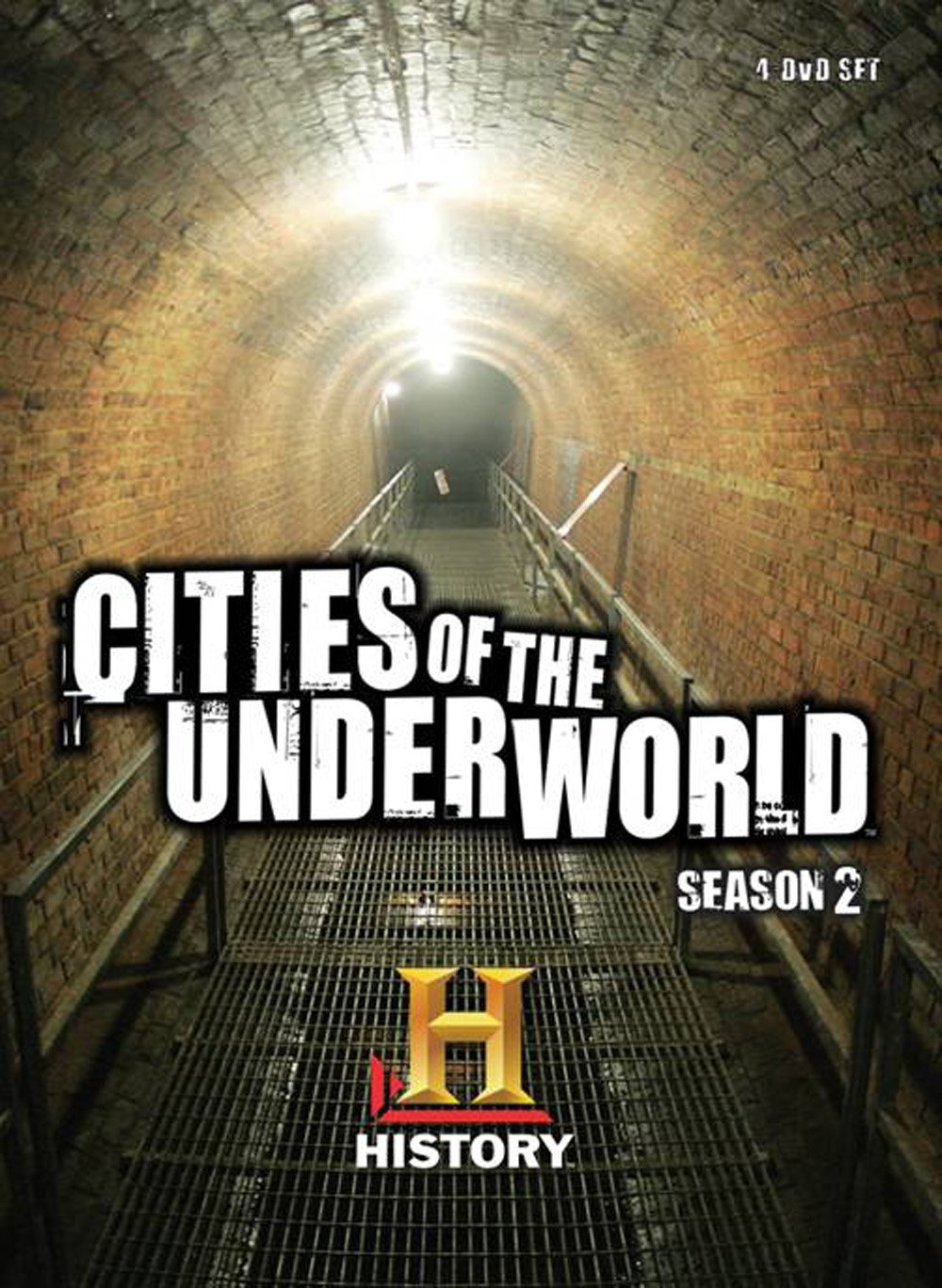 Cities of the Underworld: Season 2 by A&E HOME VIDEO