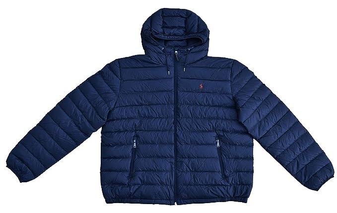huge sale 3ddbf 7f286 Ralph Lauren Big & Tall Jacke Steppjacke Daunen Down Jacket ...