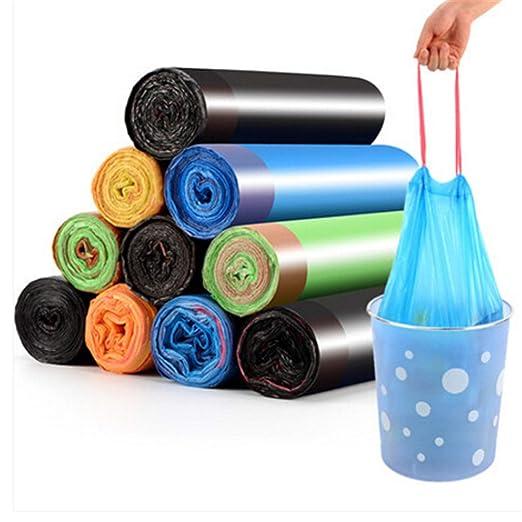 Bolsas de basura ecológicas, bolsas de basura 50 x 45 cm ...