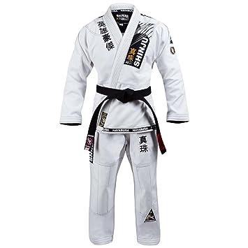 Amazon.com: Traje de Ju Jitsu BJJ Hayabusa Shinju 3.0 Pearl ...