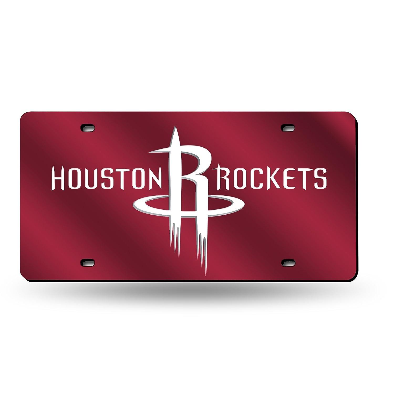 NBA #1 Fan Metal License Plate Tag