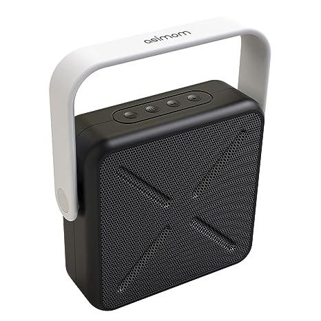 Amazon.com: Caja portátil Bluetooth para mejorar los graves ...