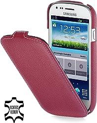 StilGut, UltraSlim, pochette exclusive pour le Samsung S3 mini i8190, pourpre