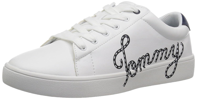 Tommy Hilfiger Women's Steffi Sneaker B075QW4KRP 5 B(M) US|White