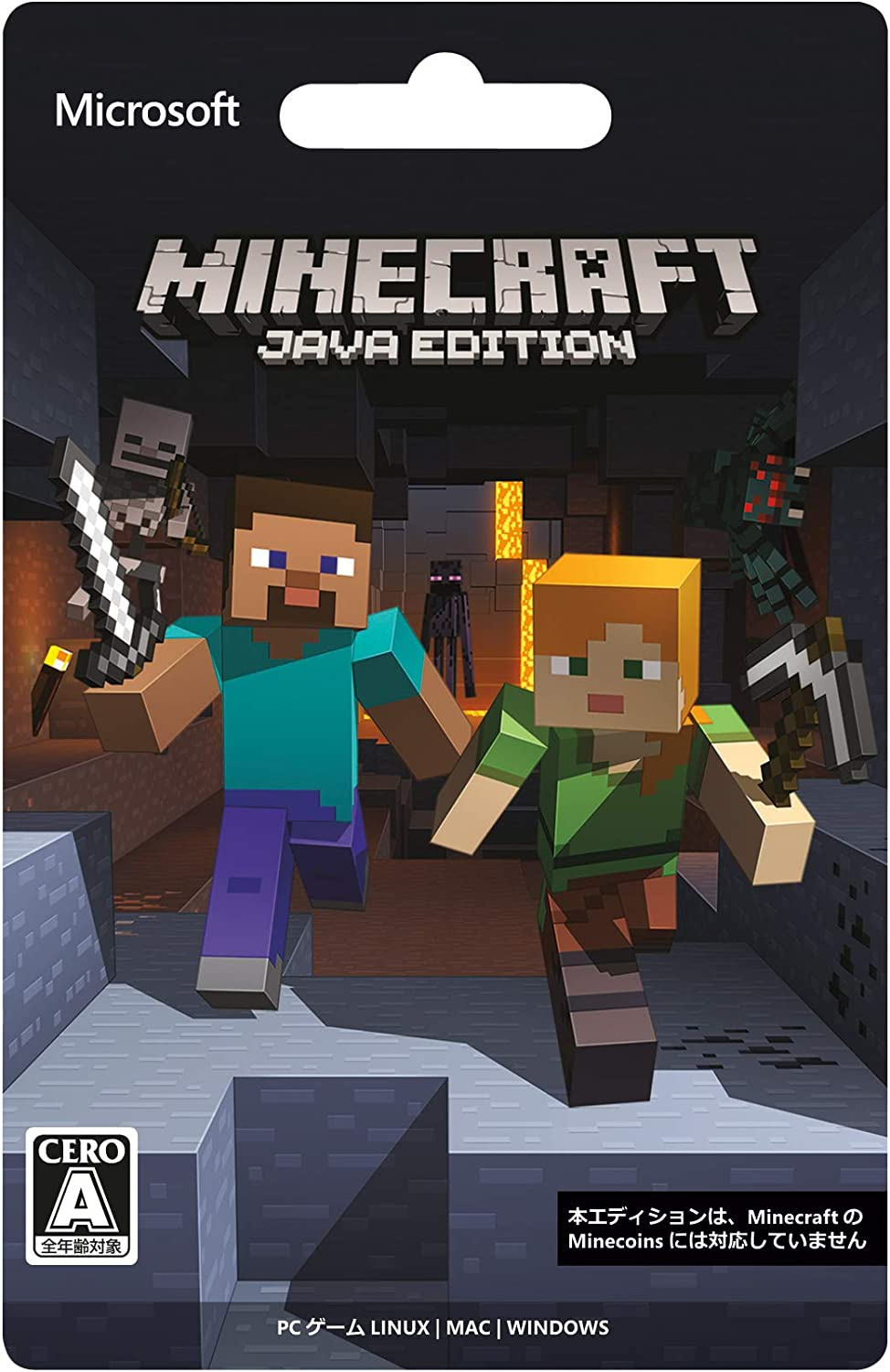Minecraft Java Edition