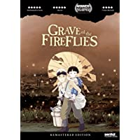 Grave of the Fireflies (DVD) Remastered