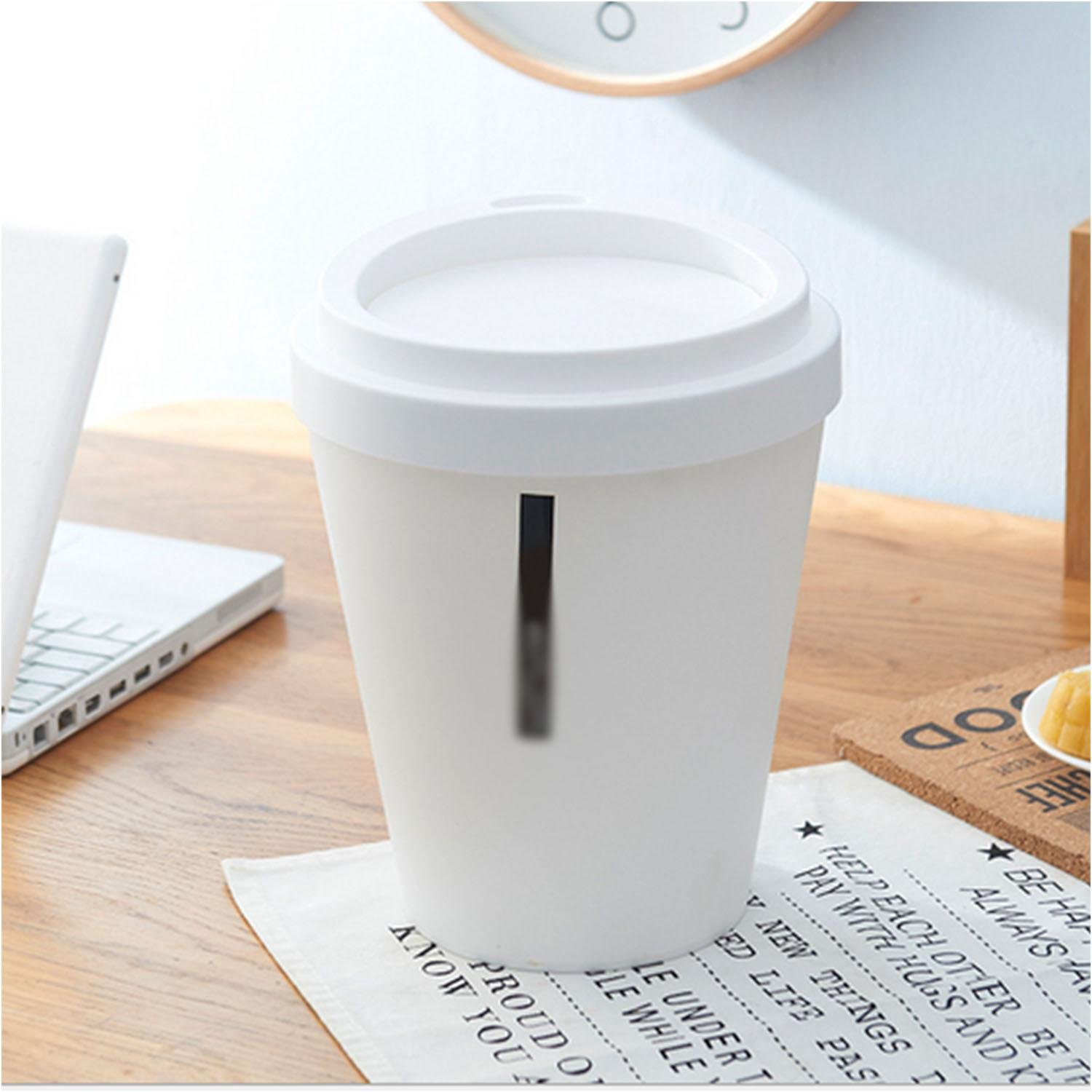 2b241ebcf OOFYHOME Desktop trash can