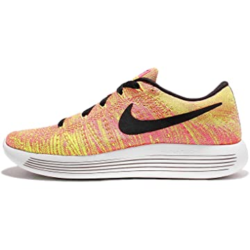 mini Nike Womens Lunarepic LOW Flyknit OC Running Shoes-Multi-Color/Multi-Color-8.5