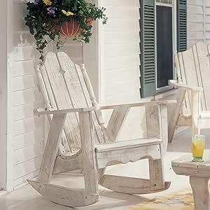 Uwharrie Chair Company Nantucker Collection Adirondack Chair - Pine 28 Colors - B.T. Blue