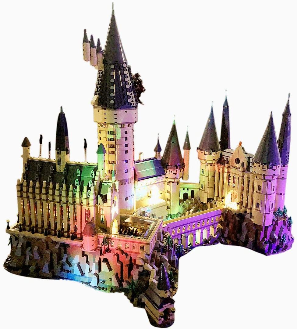 Le château de Poudlard Harry Potter compatible 6020 piece