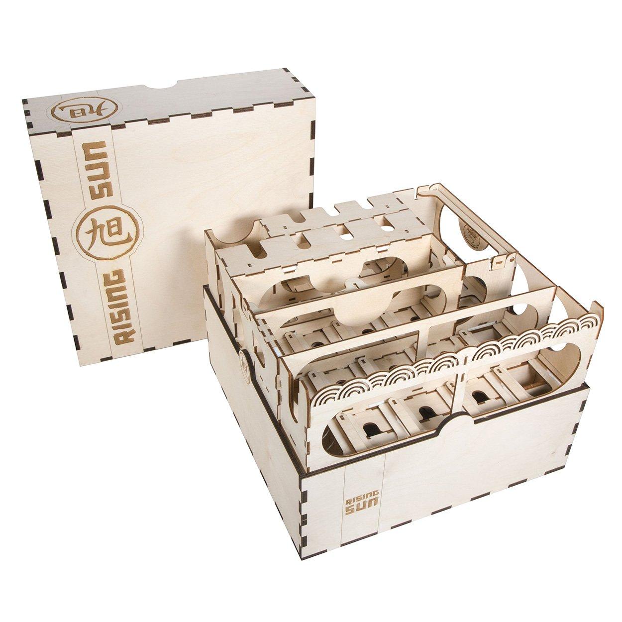 The Broken Token Rising Sun Daimyo Collection Crate and Organizer by The Broken Token (Image #4)