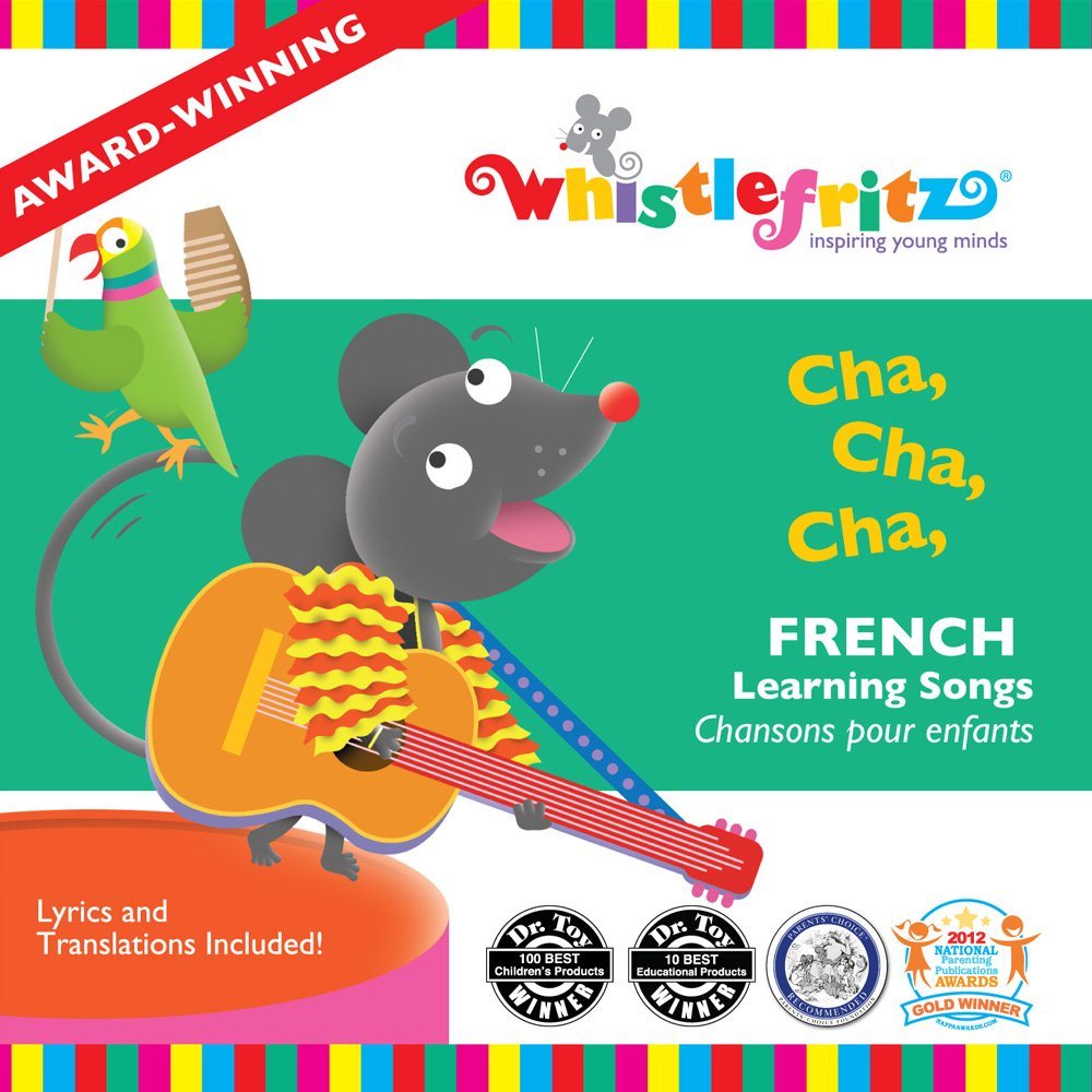 Cha Cha Cha (French Learning) by Cd Baby
