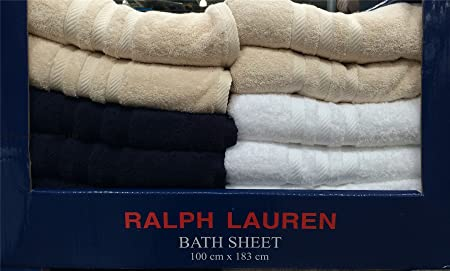 Ralph Lauren Bath Sheet Custom Ralph Lauren Polo NAVY Large Designer Bath TowelSheet With Pony