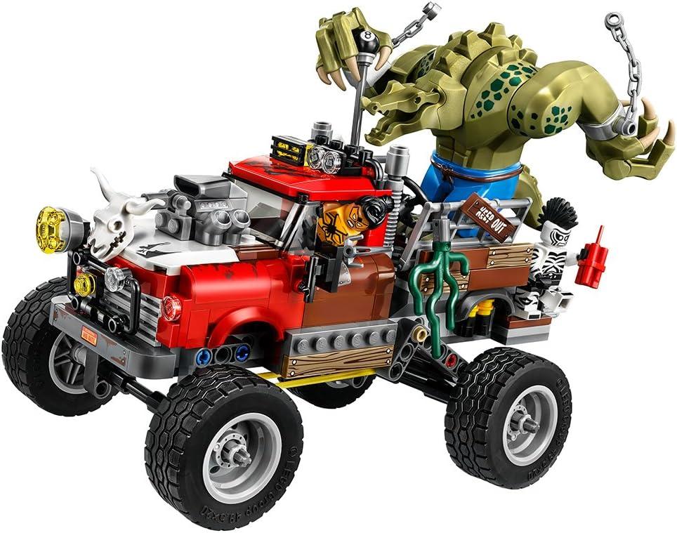 Batman Movie Killer Croc Tail-Gator ONLY LEGO 70907 NO MINI FIGS // BOX