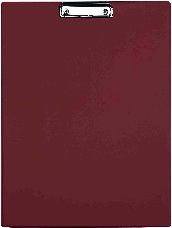 DIN A3 kunststoff/überzogen rot 5 St/ück Klemmbrett gro/ß