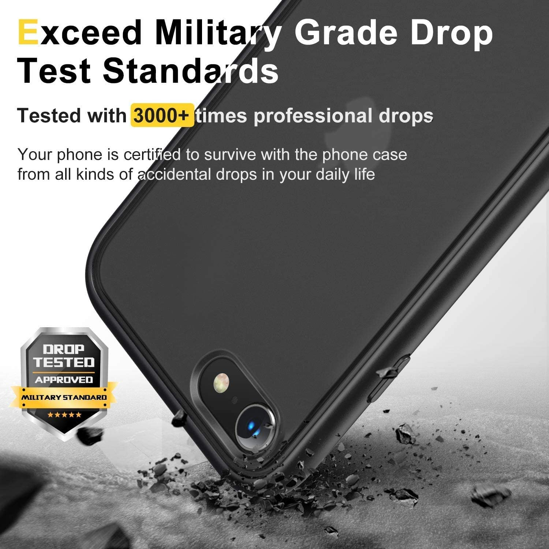 Amazon.com: Humixx for iPhone SE Case/iPhone 8 Case/iPhone 7 Case ...