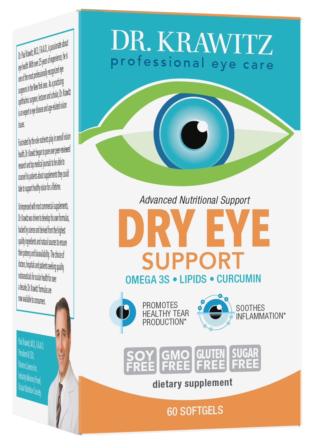 Dry Eye Support Formula