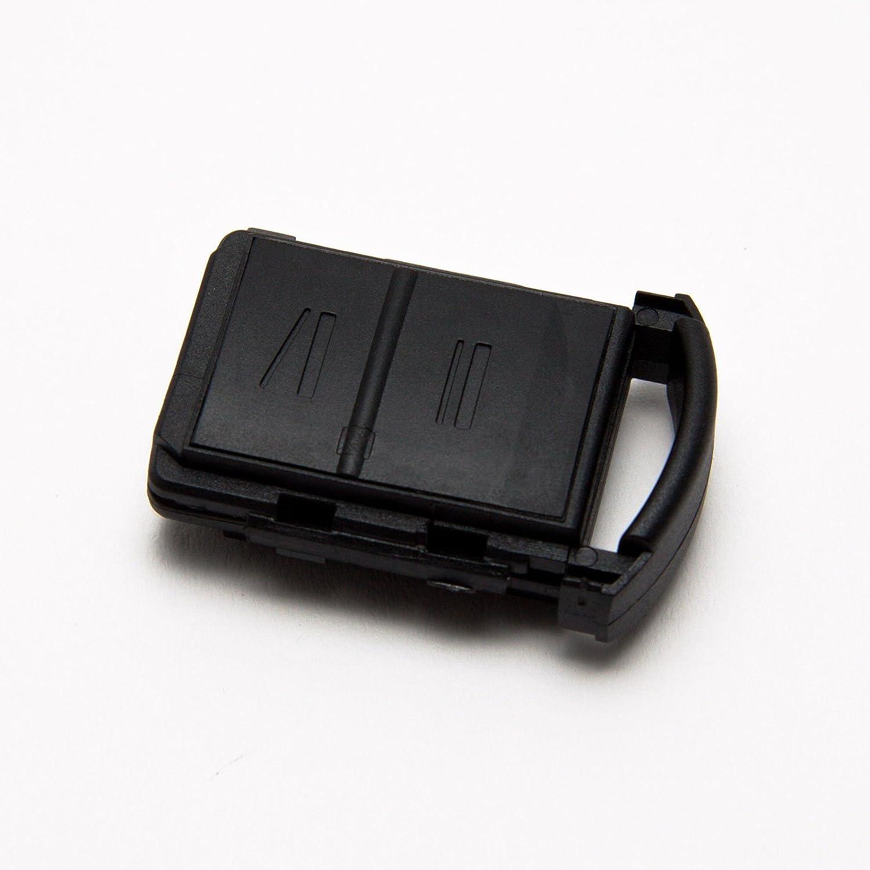 Inion Opelks05no Satz 1x Ersatz Schlüsselgehäuse 2 Taste Autoschlüssel Schlüssel Fernbedienung Funkschlüssel Gehäuse Ohne Elektronik 2x Stück Kfz Autolampen 12volt T10 Sockel Auto