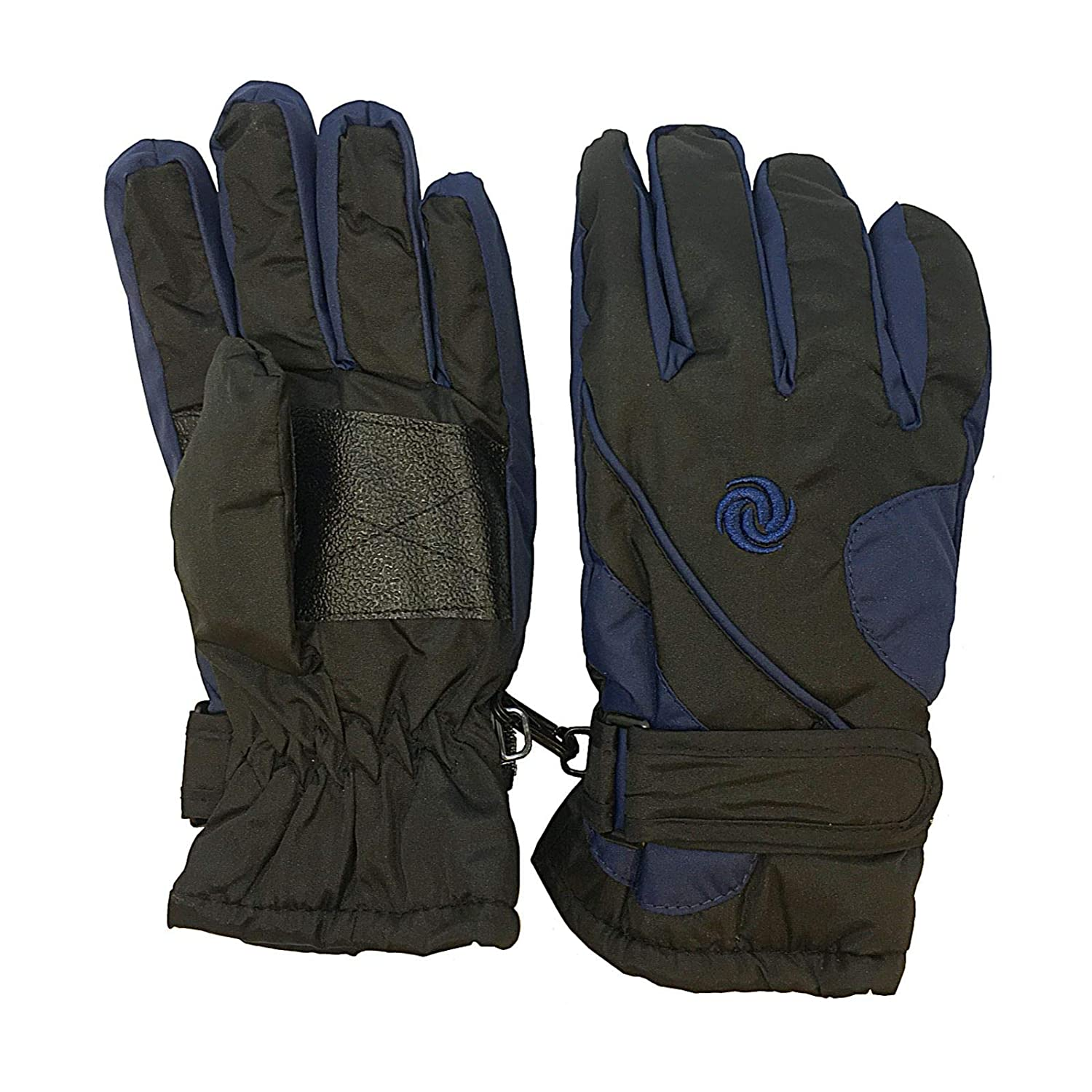 Kids Winter Ski Thermal Gloves for Boys in Various Colours (4-12 Years)