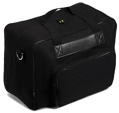 Kenley Bolso para Máquina de Coser - Maletas de Transporte con Acolchado - Adaptan a Singer