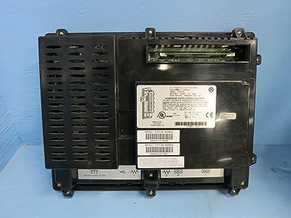 GE IC754CSL12CTD-HH panel HMI para pantalla táctil: Amazon.es: Industria, empresas y ciencia