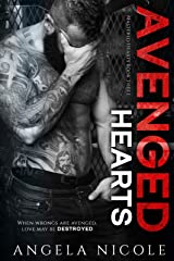 Avenged Hearts (Mastered Hearts Book 3) Kindle Edition