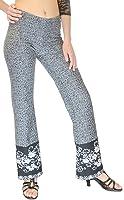 Vivian's Fashions Pants - Printed (Junior and Junior Plus Sizes)