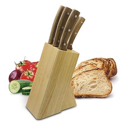 Compra Backen 200602 - Bloque de cuchillos, cuchillos de ...