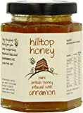 Hilltop Honey British Infused with Cinnamon 227 g