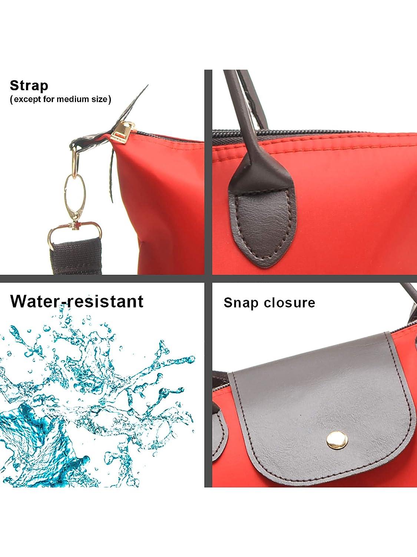 Innerest Tote Crossbody Bag Waterproof Travel School Beach Foldable Lightweight Purse
