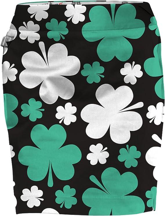 Royal & Awesome Paddy Par! - Falda-pantalón de Golf para Mujer